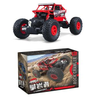 Powerfull Rock Crawler Climber 2.4 Ghz 1/18 - 4