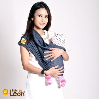 Premium Gendongan Kaos Baby Leon Cotton/Geos/SelendangKatun/Slendang Bayi .