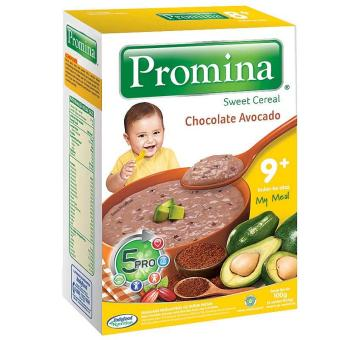 Harga Promina Sweet Cereal Choco Avocado