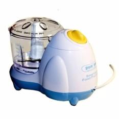 Pumpee Smart Baby Food Processor - Blander Makanan Bayi