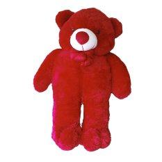 Raja Boneka Boneka Beruang Teddy Bear Jumbo Merah