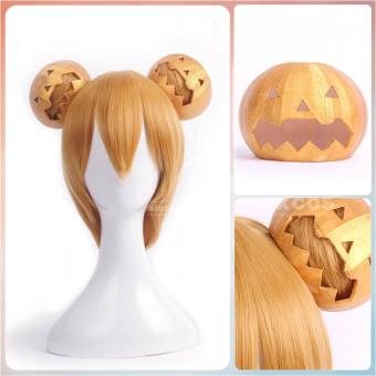 REVIEW Raja Halloween Halloween labu wig TERPOPULER