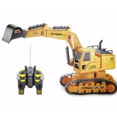 RC Excavator Power Truck Workbench 360 - Mainan Alat Berat (Beko)