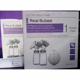 Real Bubee Pompa ASI Elektrik / Double electric Breast Pump