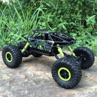 Rock Crawler Rally Car 4WD - 4