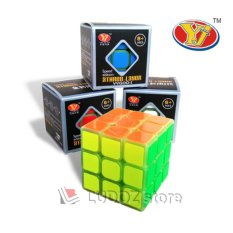Rubik 3x3 SPEED Edition Glow In The Dark ORI Yong Jun 3x3x3 YJ3002 Magic Cubic Box