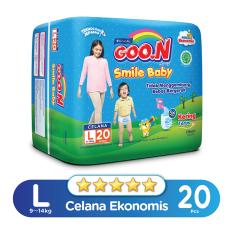 Smile Baby pants Jumbo L isi 20