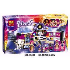 StarWego Mainan Edukasi Lego Bela Friends 10404