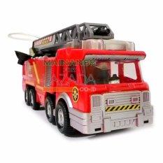 Super Racer Mobil Truk Pemadam Kebakaran Mainan Edukasi Anak
