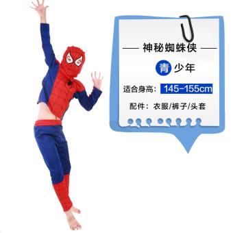 Superman Halloween Spider-Man Legging Set Anak-anak Pakaian