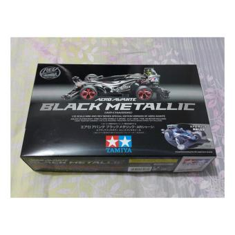 Tamiya mini 4WD Aero Avante Black Metallic # 95269