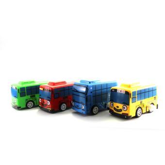 Tayo Mainan Edukasi 5 Bus Character - 5