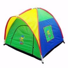 Tenda - Karakter Camping anak Ukuran 120 cm