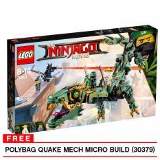 THE LEGO® NINJAGO® Movie™ Green Ninja Mech Dragon 70612