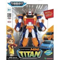 Tobot Mini Titan 2 Cars Combine