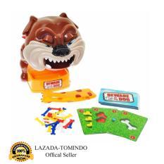 Tomindo Beware of The Bad Dog / Mainan Anak / Mainan Game Bad Dog