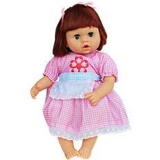 Tomindo Lovely Singer Doll - Boneka Nyanyi Bahasa Indonesia & Inggris / mainan anak / boneka / mainan anak perempuan