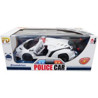 Tomindo Remote Control Police Car FD065A