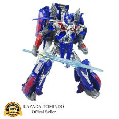 Tomindo Toys Deformation Robot Optimus 8814B