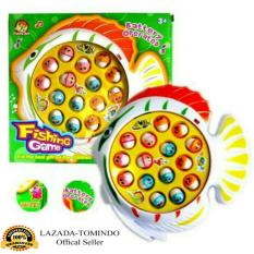 Tomindo Toys Fishing Game / Mainan Pancingan -1308