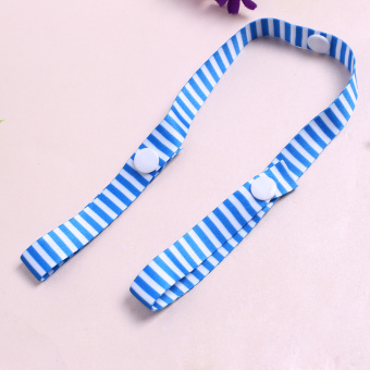 ... Toys Fixed Stroller Accessory Strap Holder Bind Belt Toy Anti-lost band (Blue) ...