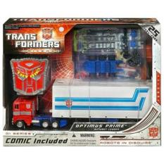 Transformers Universe - 25th Anniversary Optimus Prime