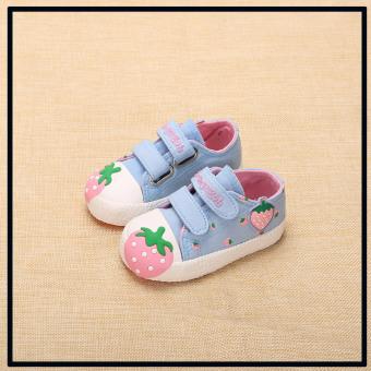Ukuran Putri sepatu sepatu anak perempuan anak-anak sepatu kanvas