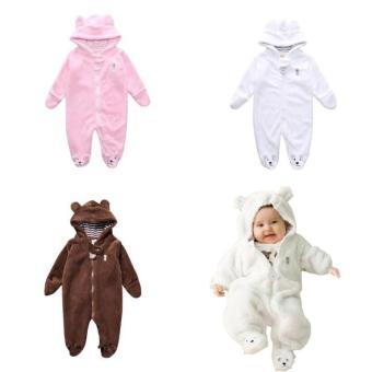 Kekuatan Luar Biasa 5 Warna Seksi Musim Dingin Anak Beruang Anak-anak Slider Baru Lahir