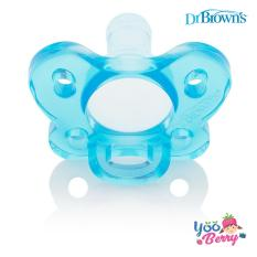 YooBerry Dr Brown's Empeng Silicon Soother 0m+