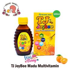 YooBerry Madu TJ Joybee Multivitamin 100 ml Rasa Jeruk