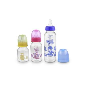 Detail Gambar YOUNG YOUNG Botol Susu IL-802-B Baby Bottle 90ML BPA Free - Biru dan Variasi Modelnya
