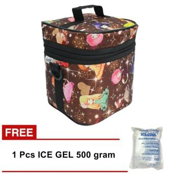 Z-Two Cooler Bag ASI / Tas ASI / Coolerbag / Tas Penyimpan ASI + Gratis Ice Gel