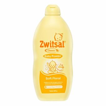 Zwitsal Baby Powder Classic Soft Floral - 300gr