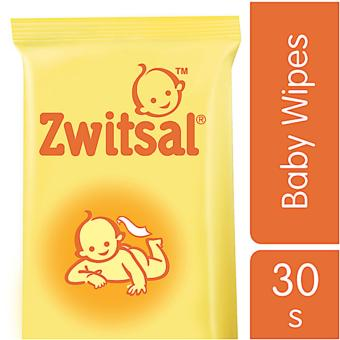 Zwitsal Baby Tissue Basah Classic - 30 Sheets