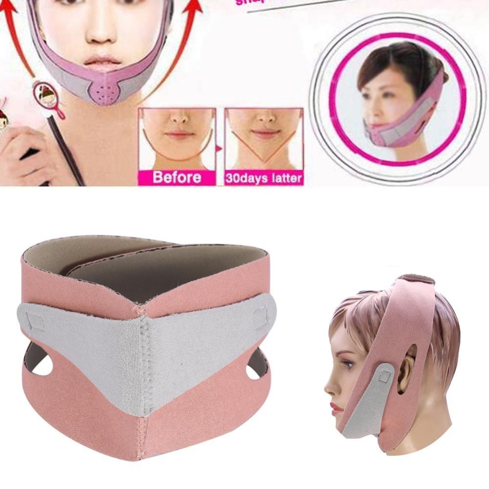 V Line Wajah Anti Penuaan Keriput Pipi Tipis Terangkat Membentuk Masker Tirus Bioaqua Shaped Penirus Face Source Ultra Aging Kerut Chin Kurus Pijat