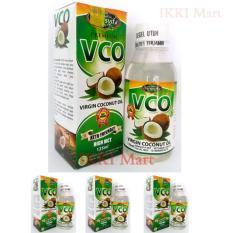 2 Botol VCO Darusyifa - Virgin Coconut Oil - Minyak Kelapa - Original