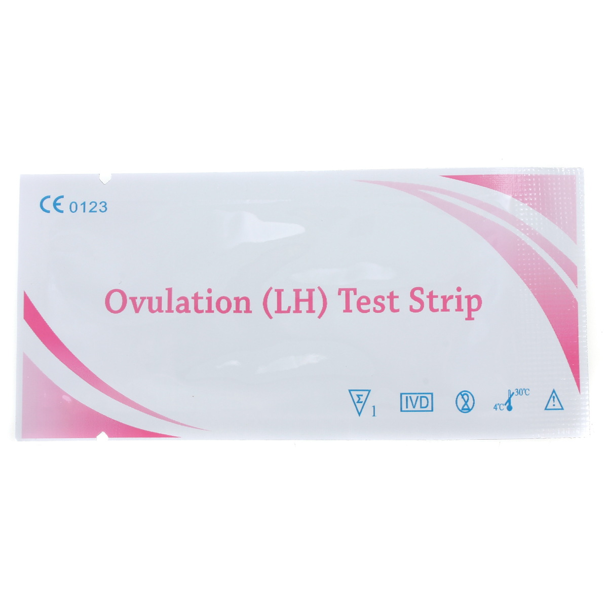 60 Pcs Fertility Ovulation (L H) Test Strips Early Home Urine Testing Paper - Intl
