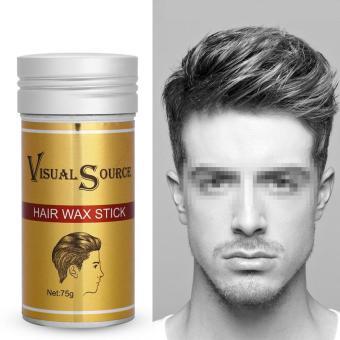 75g/Bottle Hair Wax Stick Long-last Natural Hairstyle Model Styling Broken Hair Gel