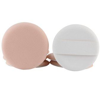 7pcs Air Cushion Puff BB Cream Applicator Sponge Facial Makeup Tool(Blue + Skin) - intl - 4