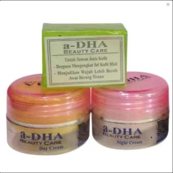 A-adha Cream Pemutih Wajah a-DHA Beauty Care Pink EKONOMIS