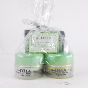 A-dha Beauty Care - Cream Adha Hijau Original