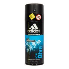Adidas Men Body Spray Ice Dive 150ml