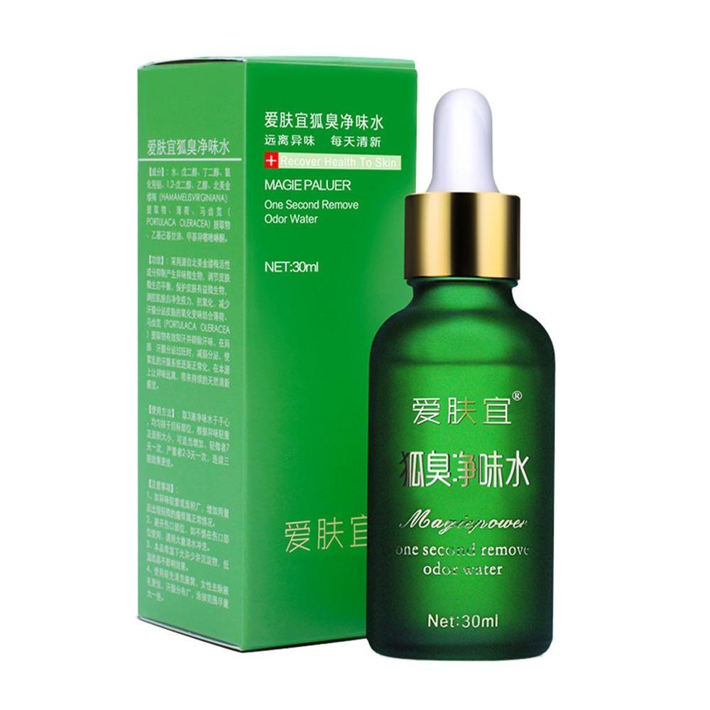 AFY Remove Odor Essence 30ML Remove Body Odor Underarm Feet OdorWater - intl