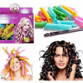 Harga alat keriting rambut magic leverage Murah