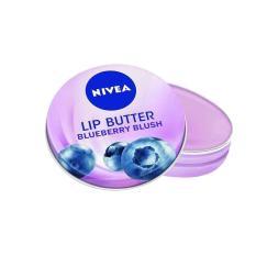 Anneui - Nivea Lip Butter 16.7gr Blueberry Blush