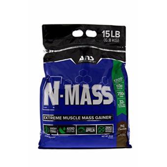 ANS N-MASS N MASS 15LBS - Chocolate - 2