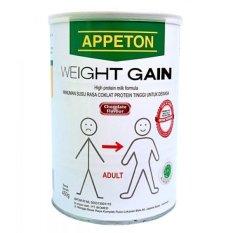 Appeton Weight Gain Adult Coklat - 450 gr