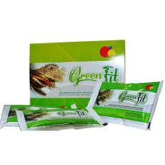Avail Green Fit - 1Box 15 Sachet Pelangsing Greenfit Serat Alami Pembersih Detoks Usus, Detox Pencernaan