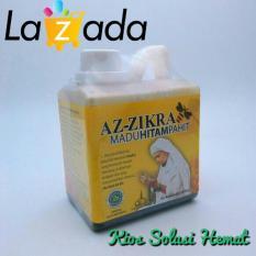 Az Zikra Madu Hitam Pahit Azzikra Original - 500gr
