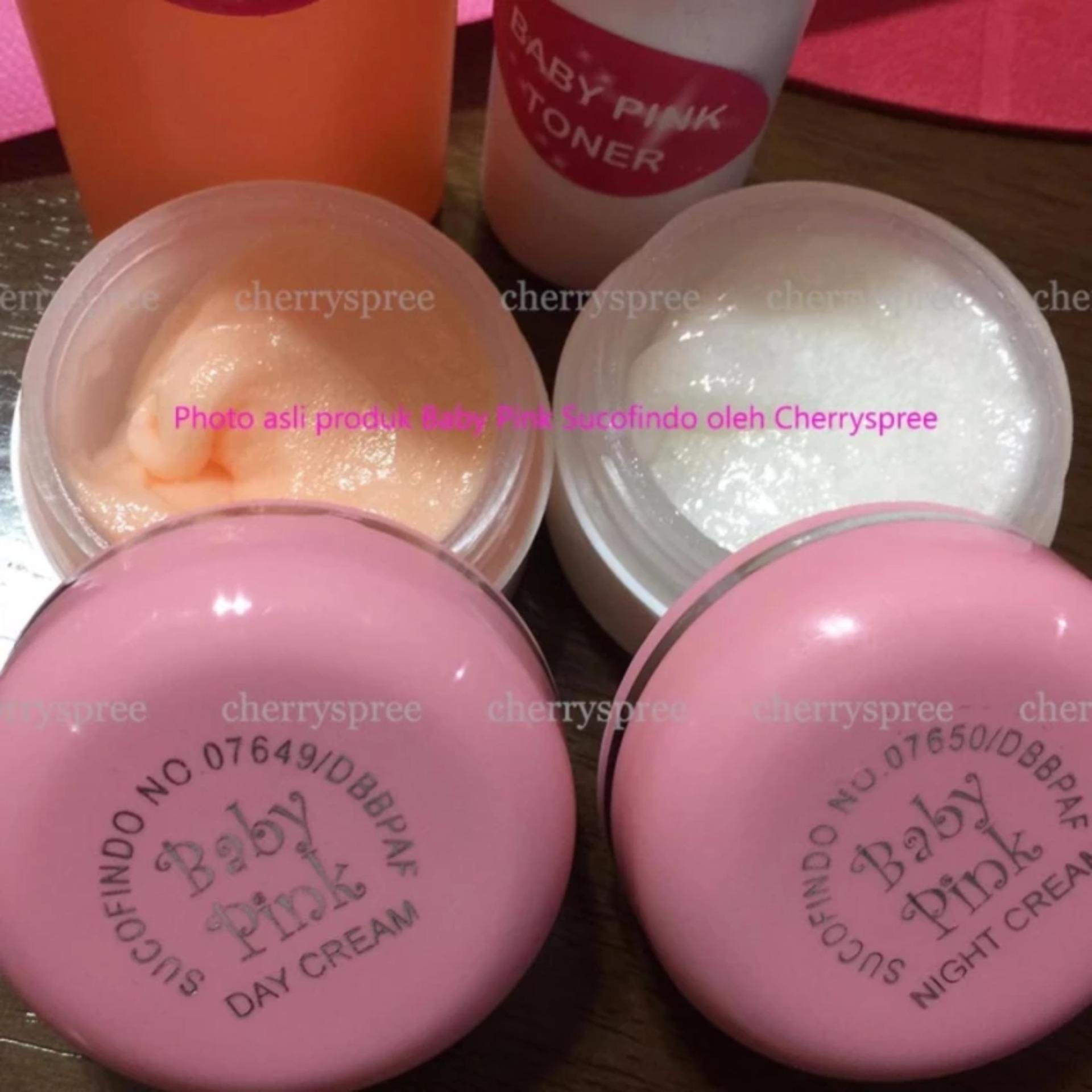 Baby Pink Cream Sucofindo Original 30gram Perawatan Wajah Babypink Emboss 15gr Plus Sertifikat Embos Pemutih Racikan Dokter Whitening Muka Cantik Putih